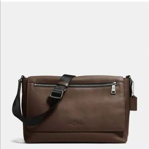 Coach Sullivan messenger bag brown